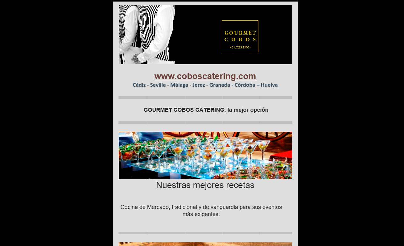 E-mail Marketing - Mensajes Comerciales